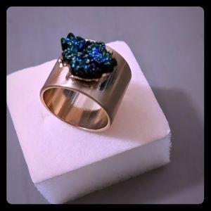 Jewelry - Druzy Ring